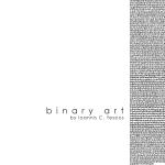 Binary Art: page 1
